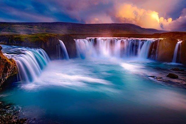 podróż na Islandię